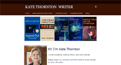 Preview of katethornton.net